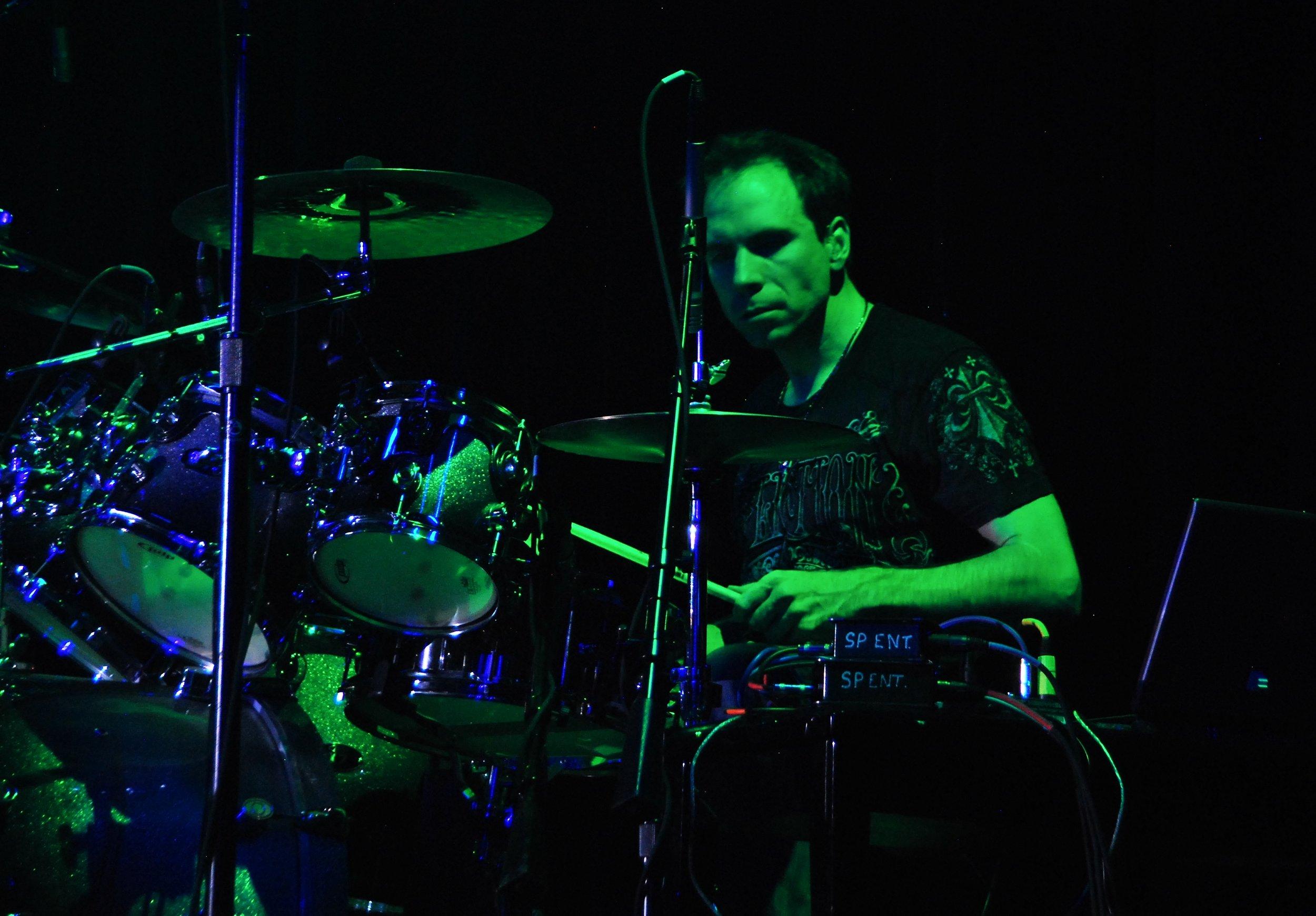 Performing at the Yellow Brick Road