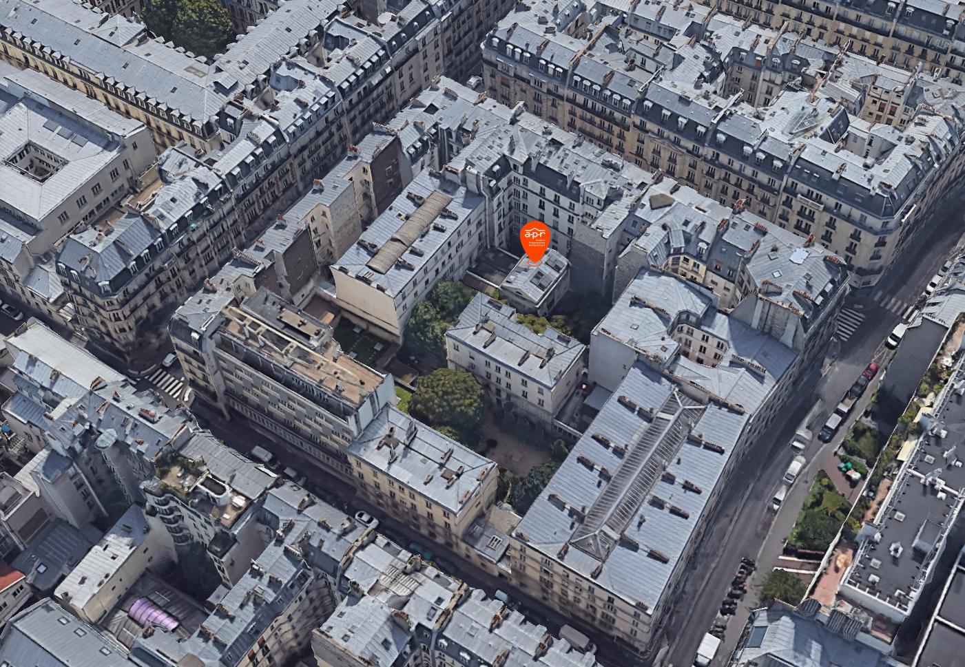 Les Ateliers Prépartoires rochechouart aux métiers du mariage et de l'évènementiel Paris9.