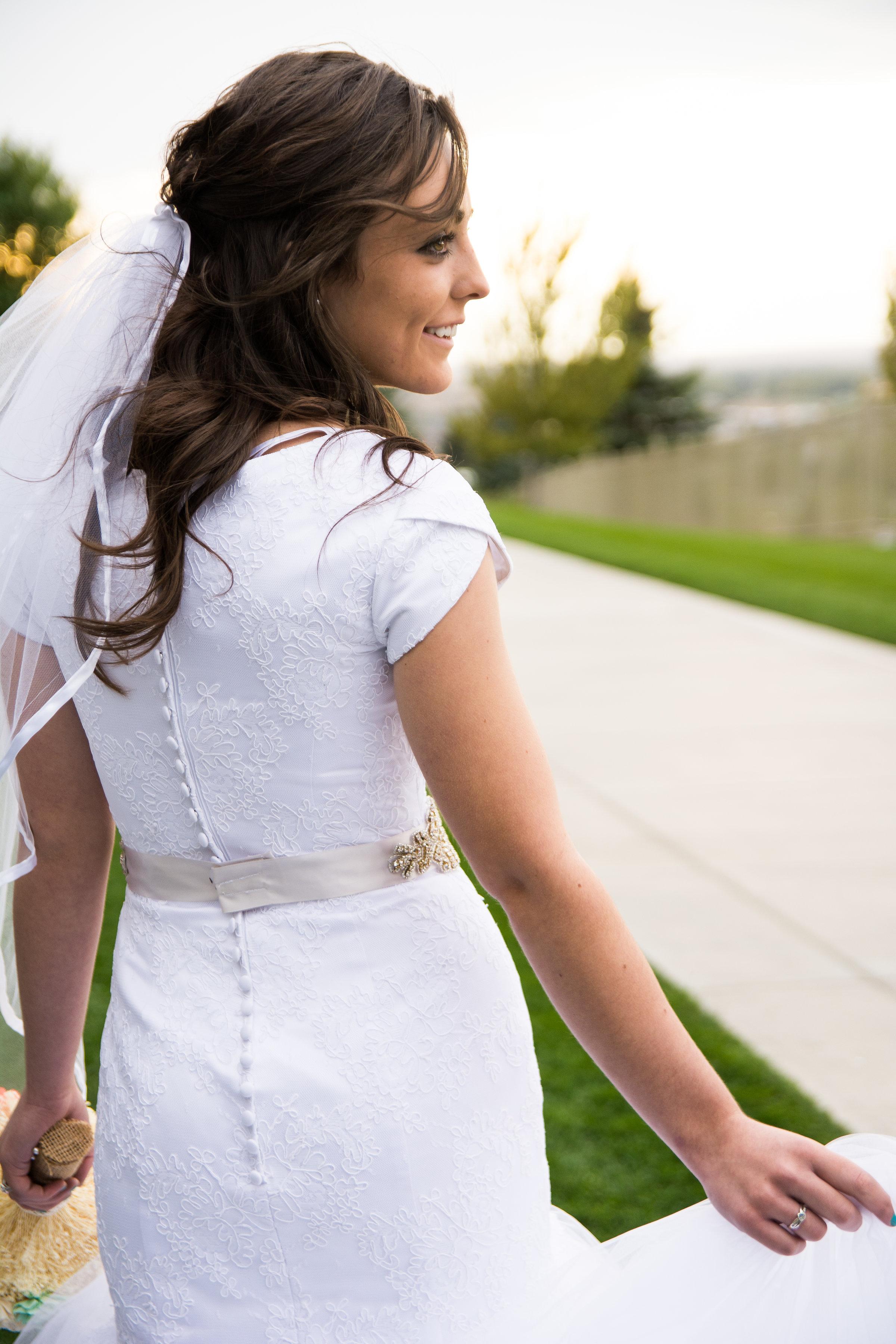 Alex + Hadyn Bridal