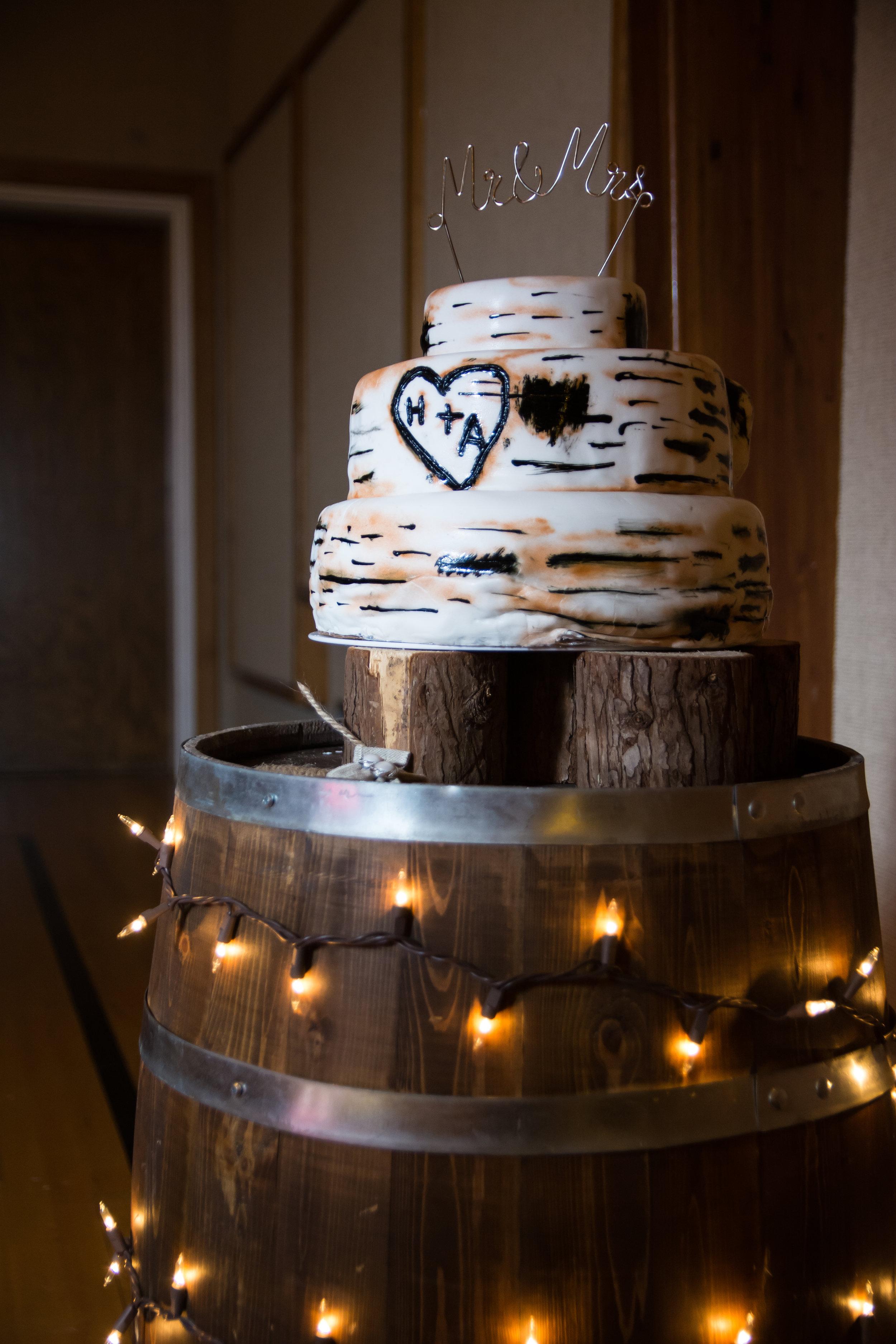 Alex + Hadyn Wedding