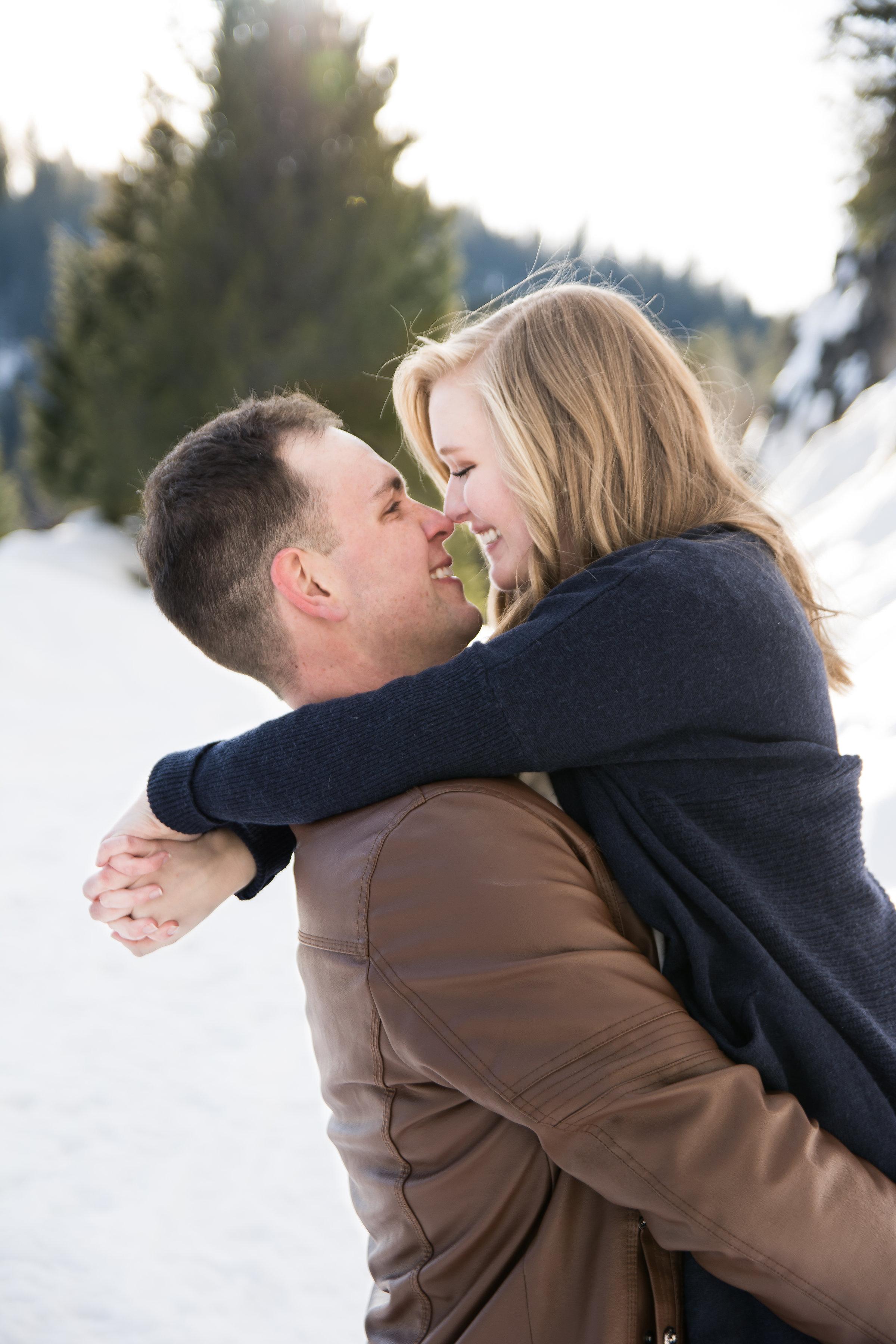 Kiera + Jacob Engagement
