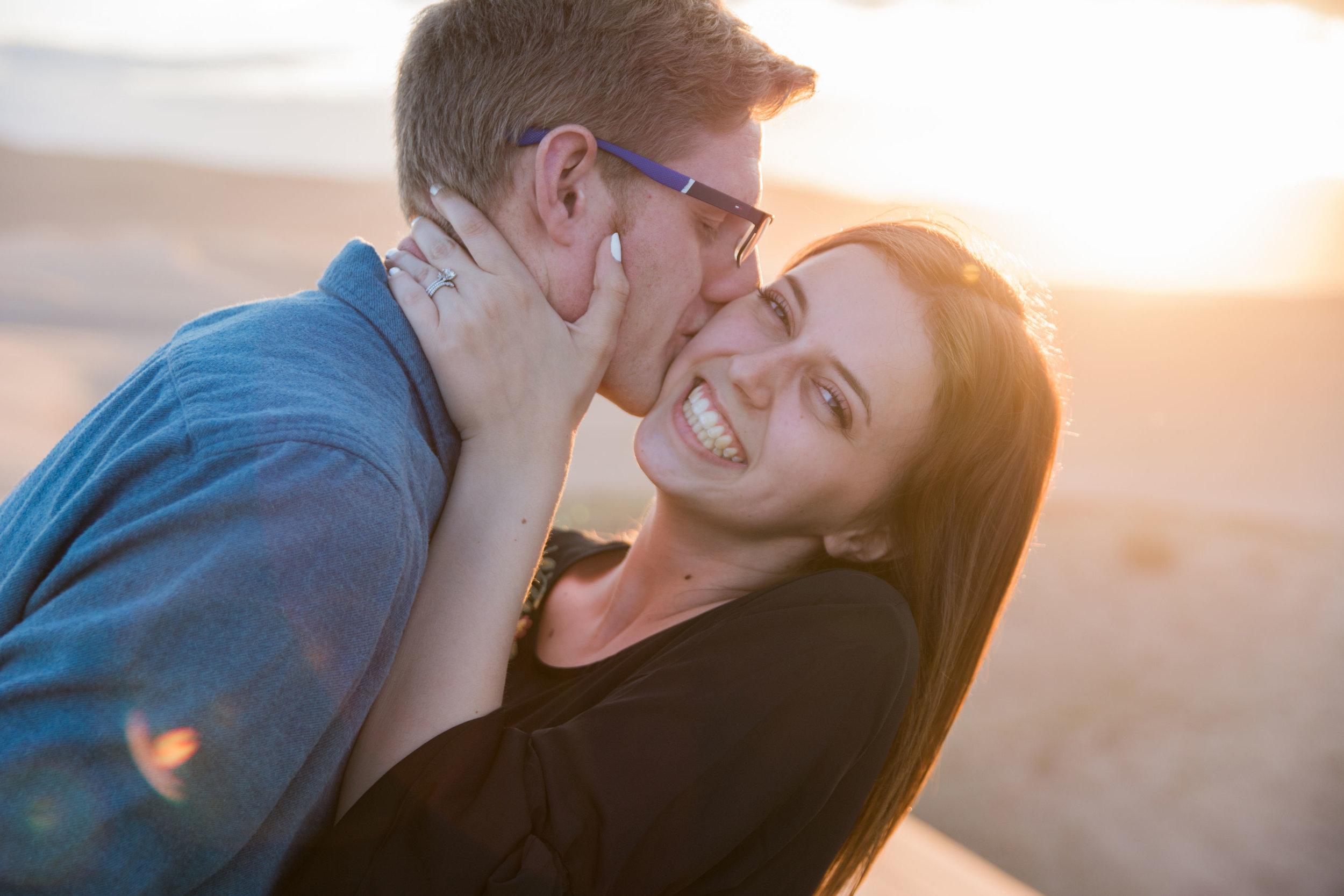 Spencer + Lanell Engagement