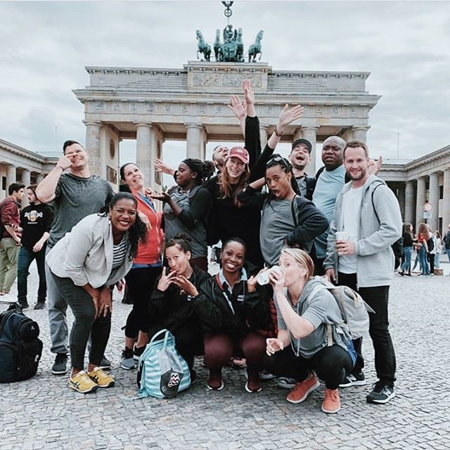 Berlin with a side of @theagapechurch. 📸 @khalneesi . . . . @european_initiative