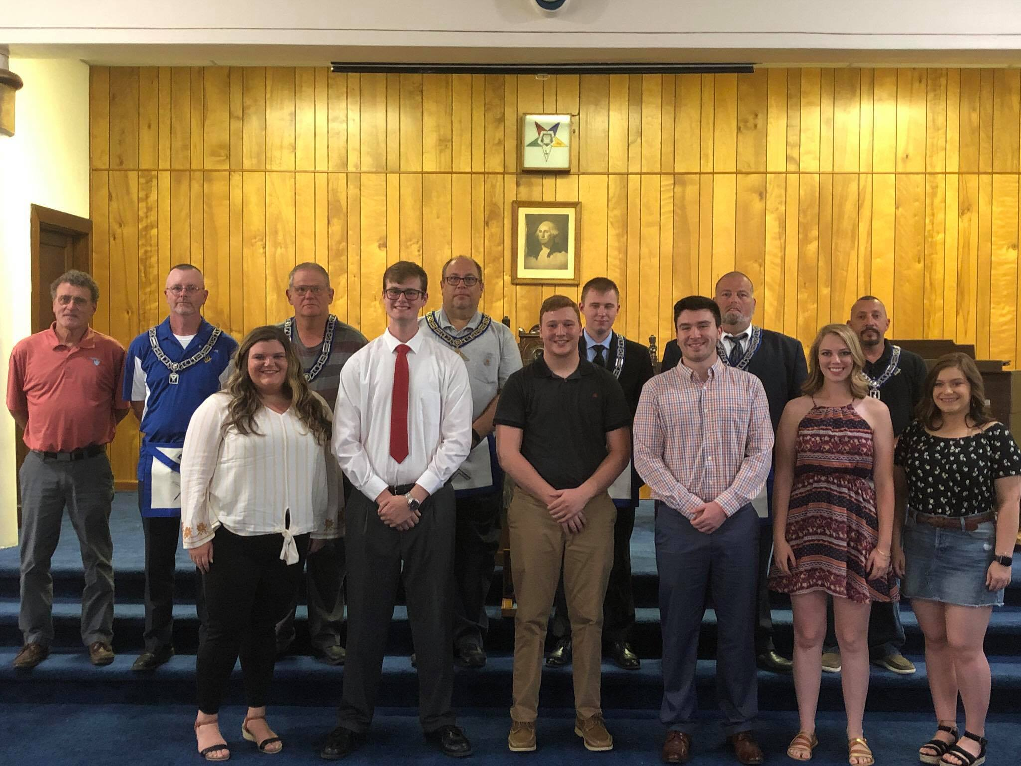 2019 Scholarship Winners