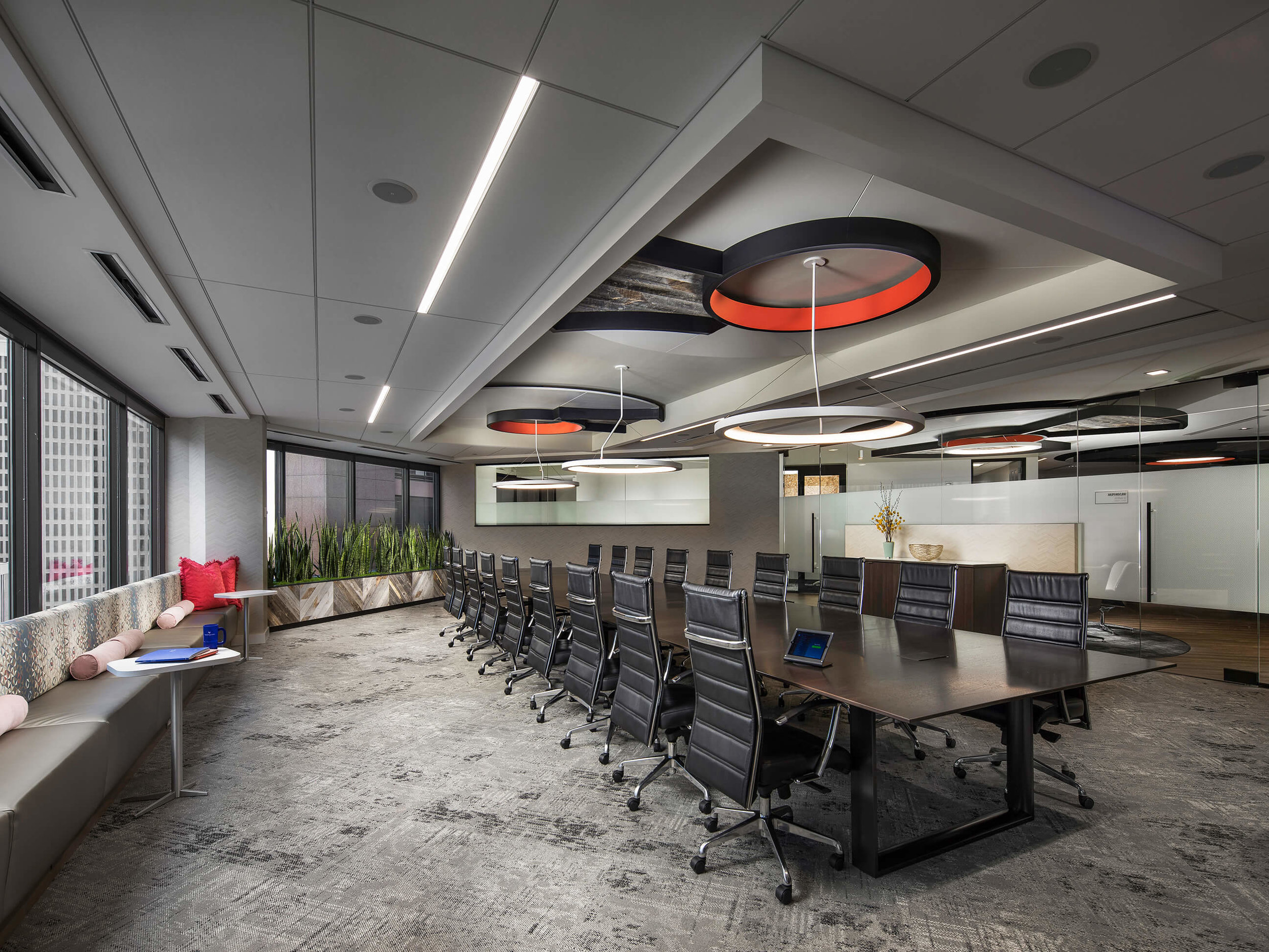 Provident Construction was awarded a 17,000 SF first generation tenant improvement project for Ogletree Deakins - Denver.