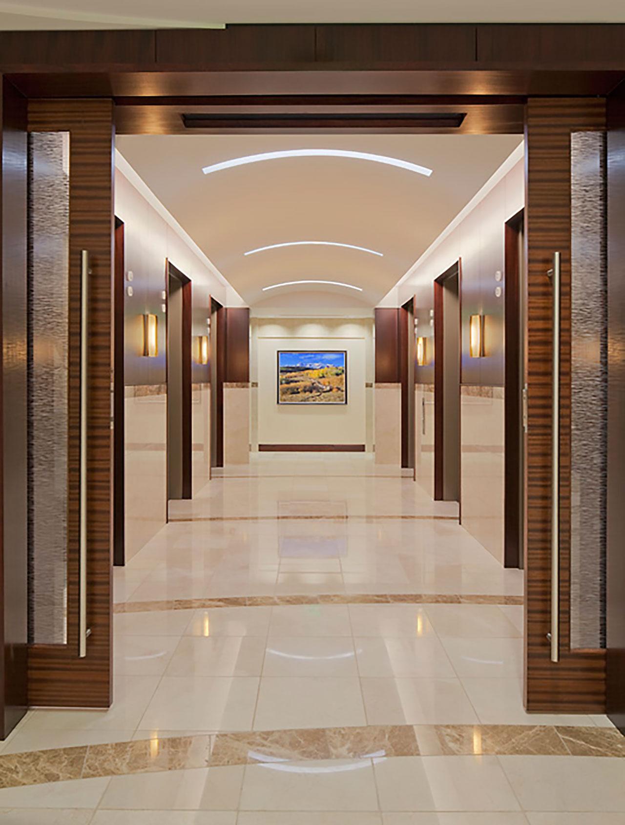 Cimarex Denver Hallway.jpg