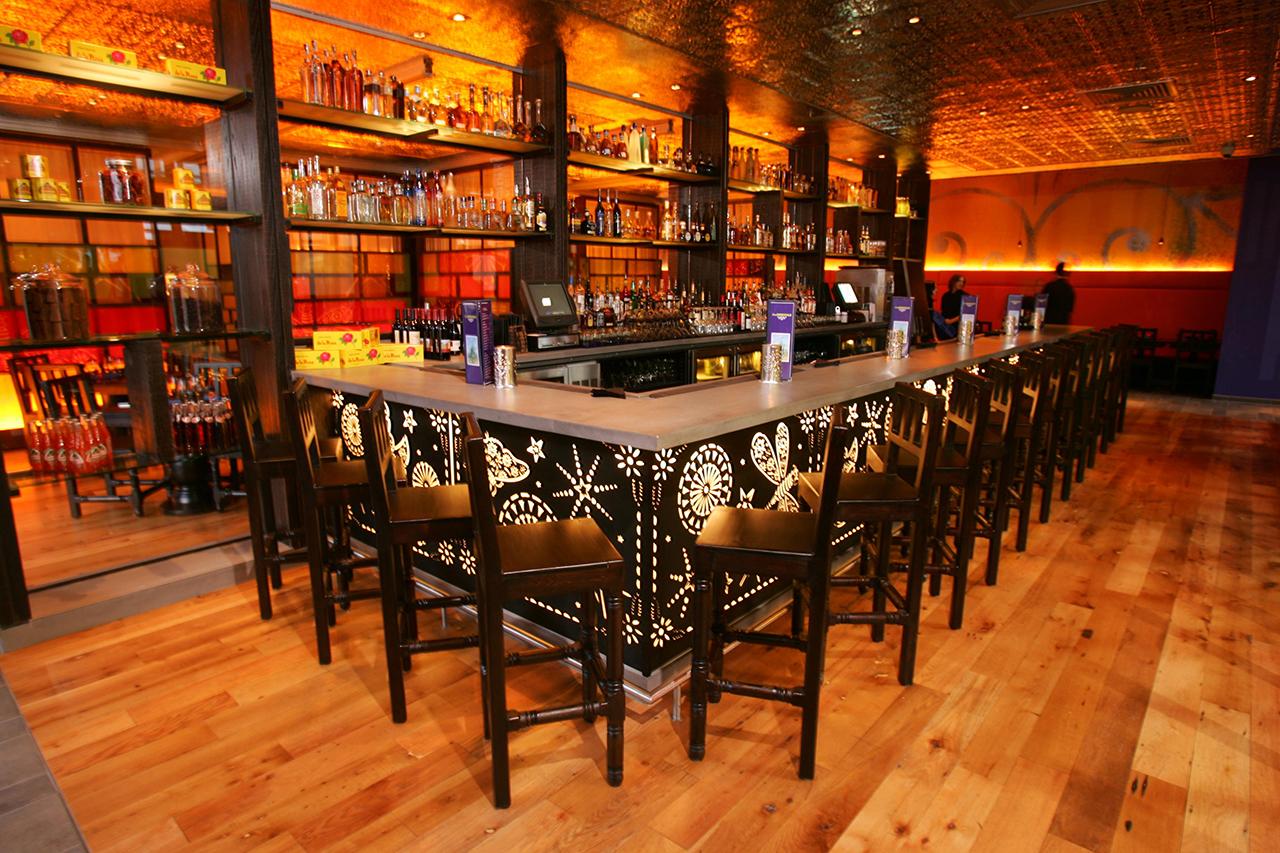 La Sandia Mexican Bar Area.JPG