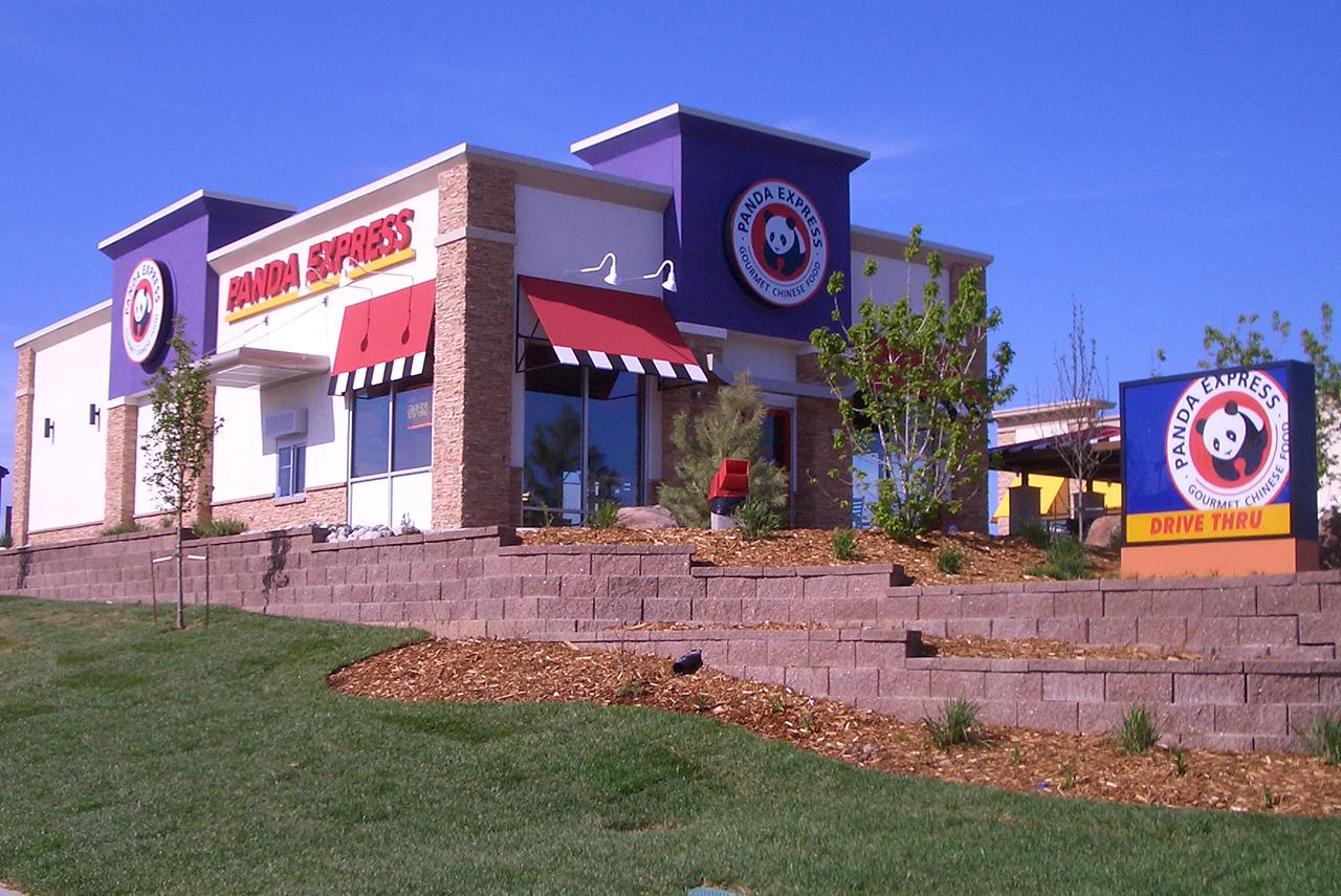 Panda Express Restaurant Front View.JPG