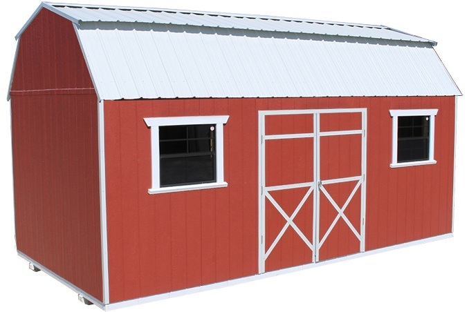 SHEDS - Our quality sheds are the perfect solution for securely storing garden tools, eliminating household clutter, creating a home office, workshop, or craft room.