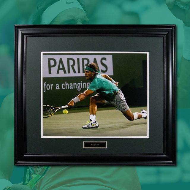 Rafael Nadal 🎾 29 x 32 in.