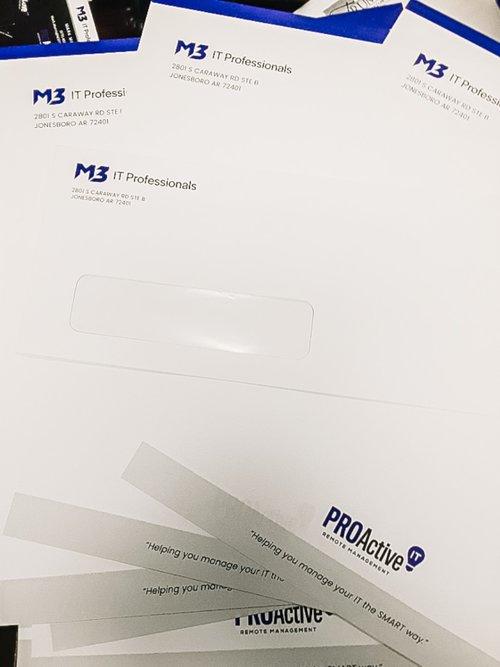 M3 IT Professionals — Brand Perfect