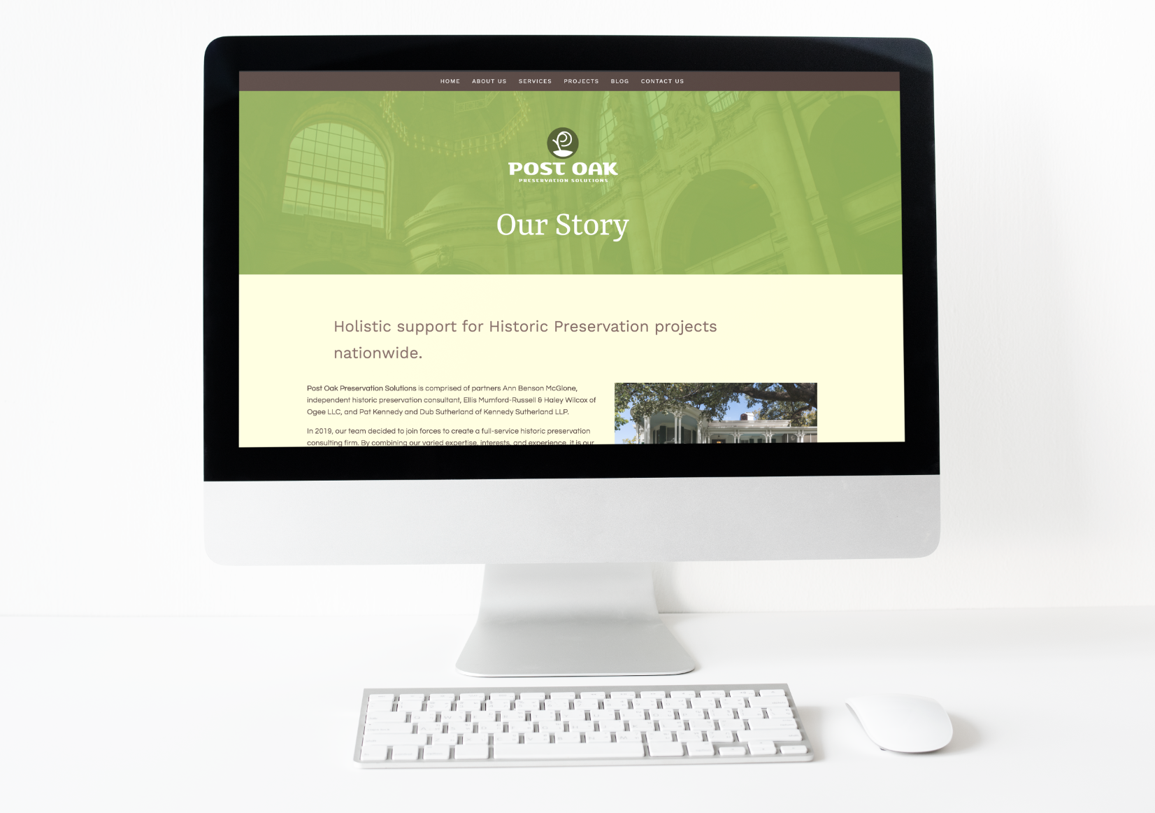 Ready to build a website you can be proud of? - Reach out today.