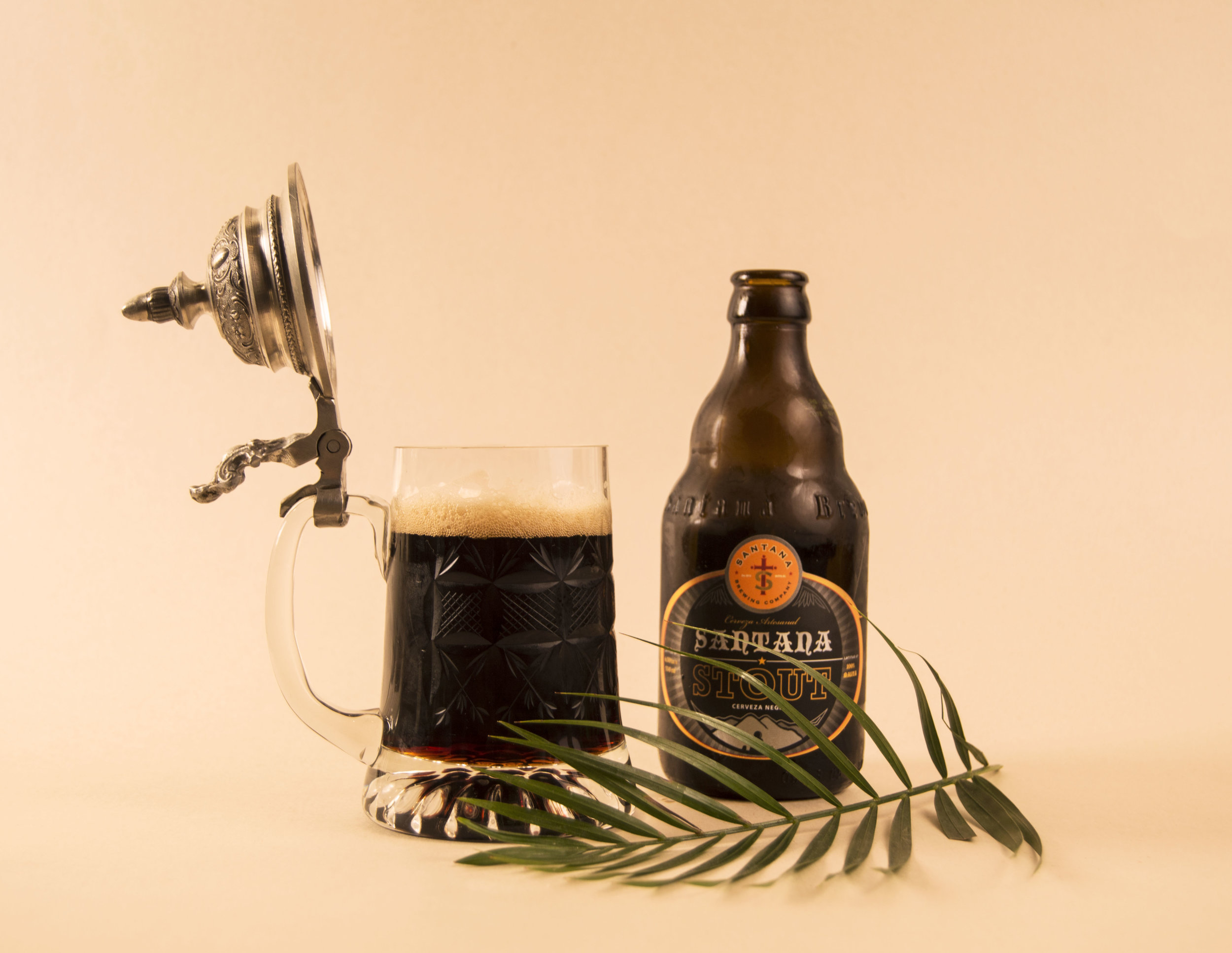 la cerveza -