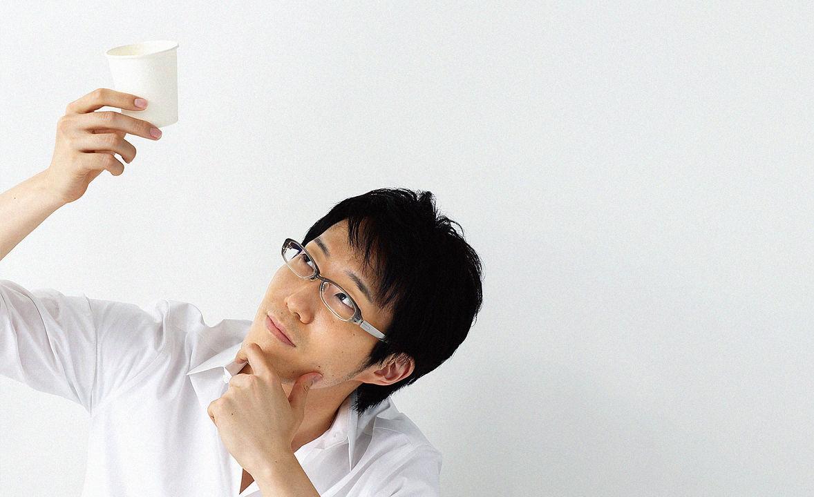 Oki Sato. Imagen obtenida de Nendo.