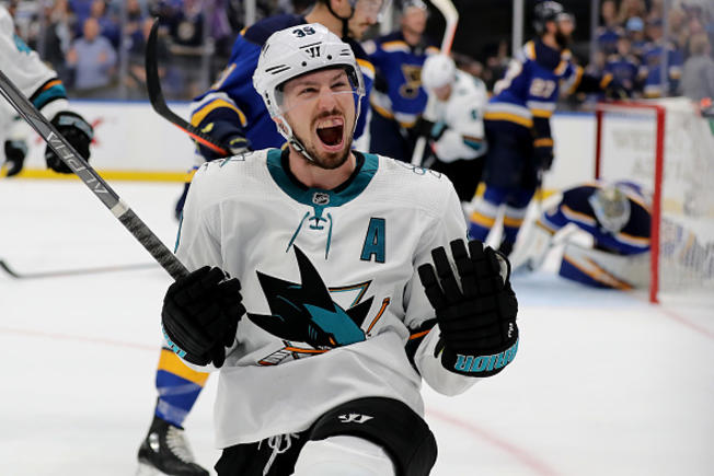 Logan Couture Getty Images
