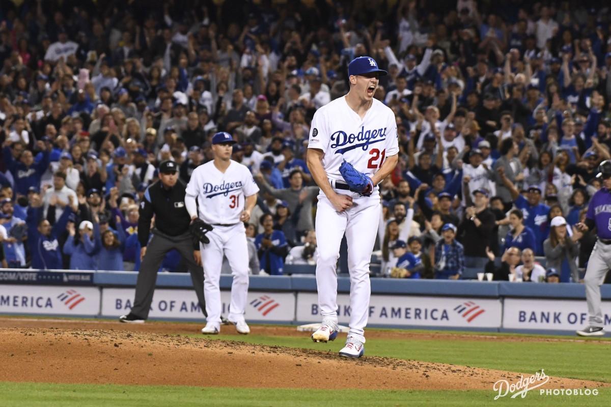 Josh Barber/Los Angeles Dodgers