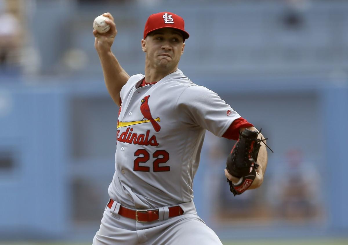 Jack Flaherty. AP Photo.