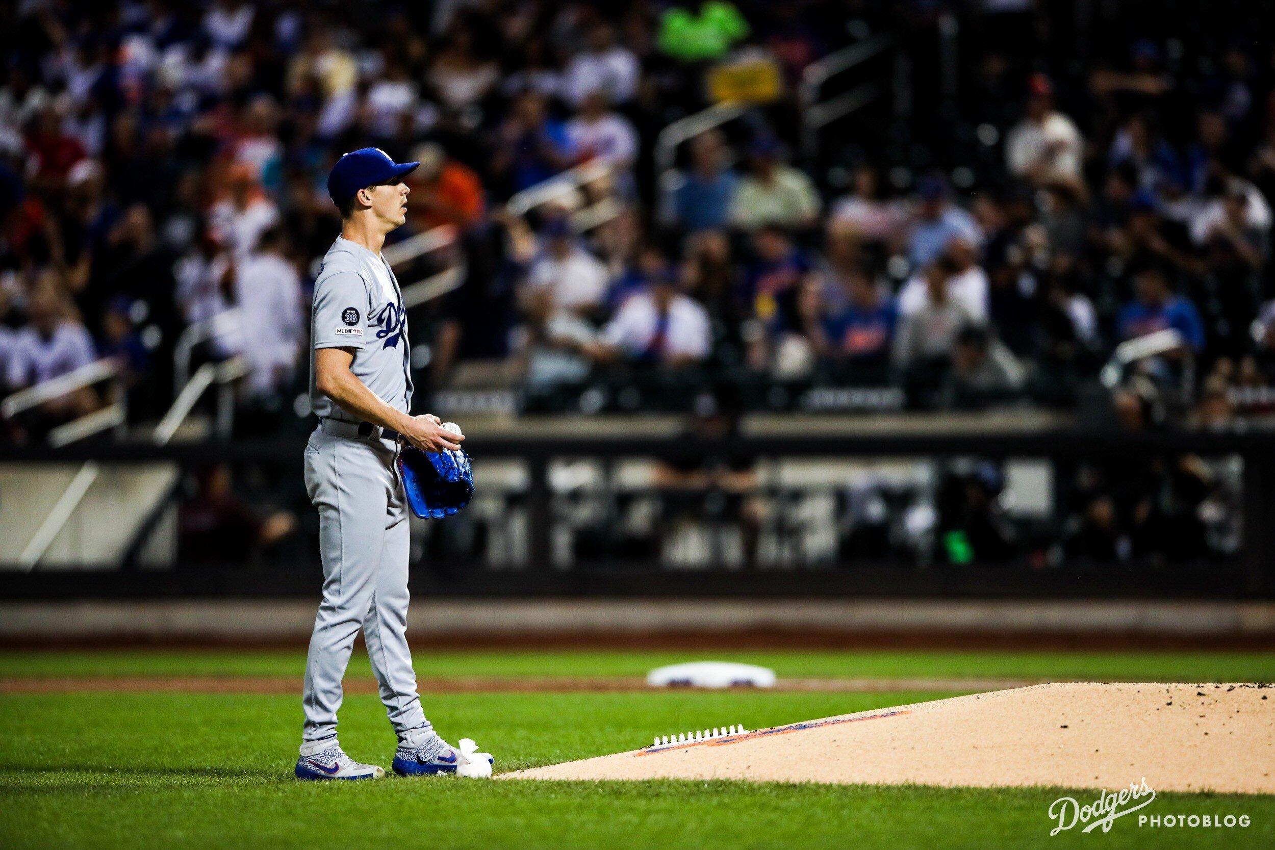 Walker Buehler Lucas Stevenson/MLB.com