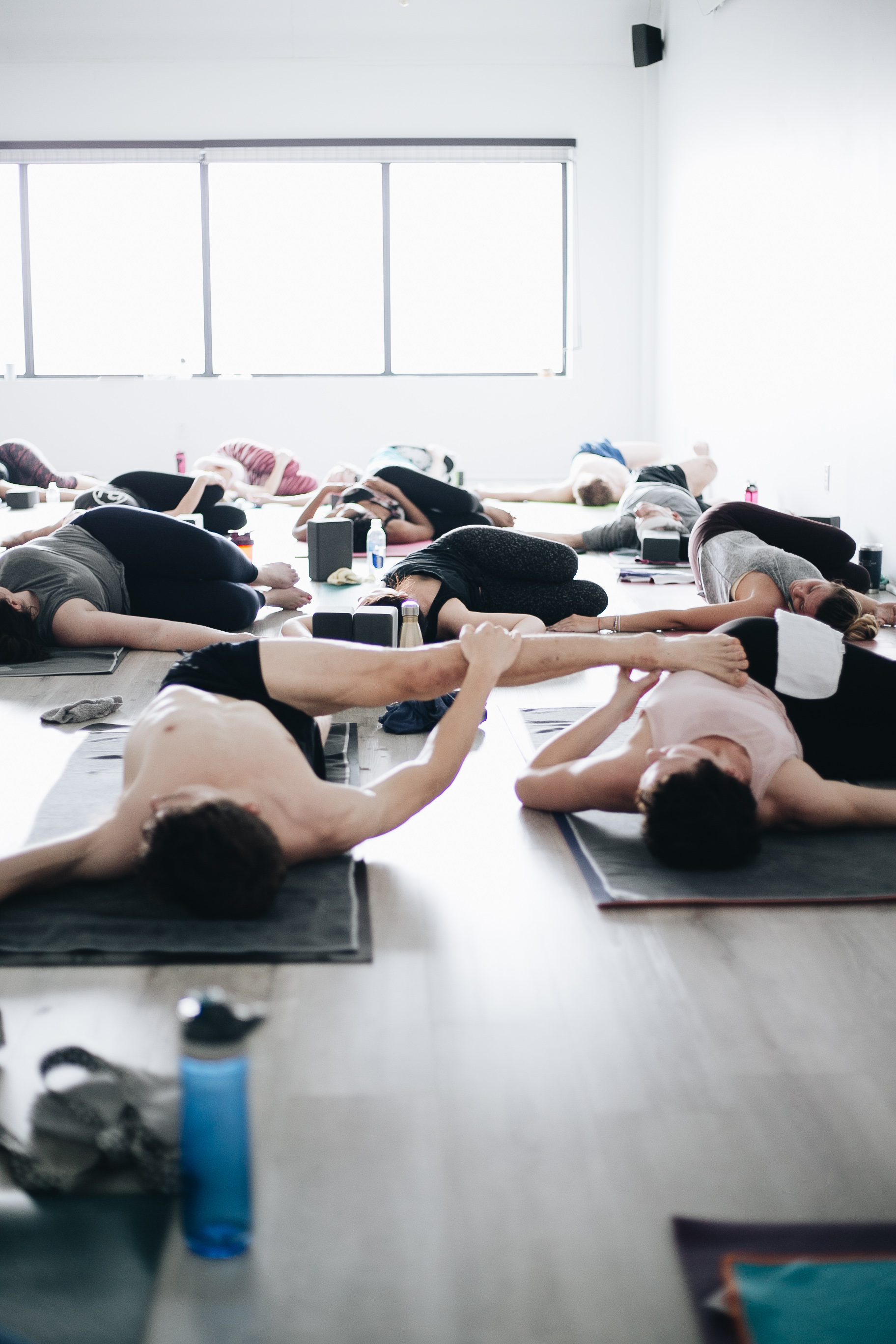 NuPower Yoga Barre Nashville