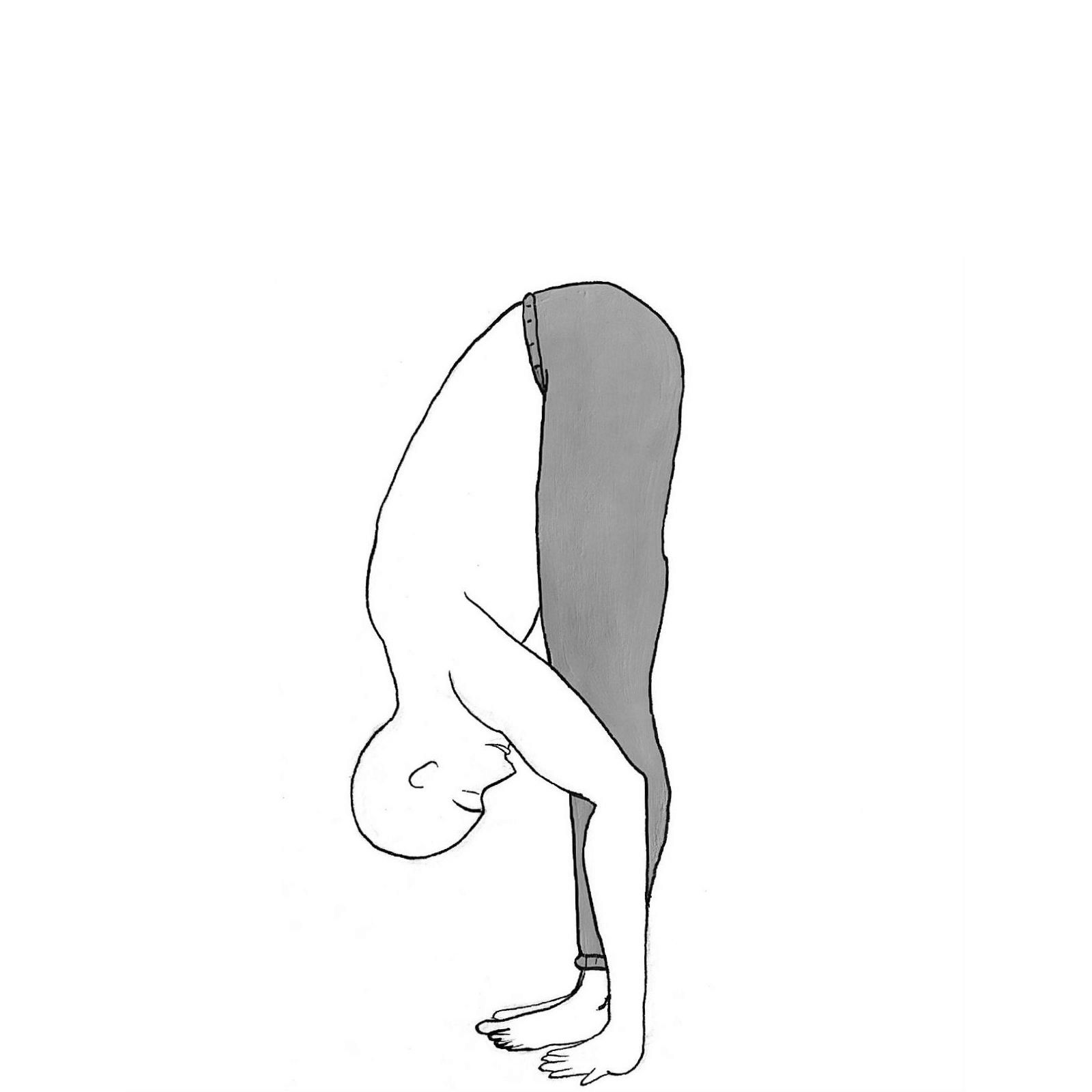 Forward Fold - Uttanasana