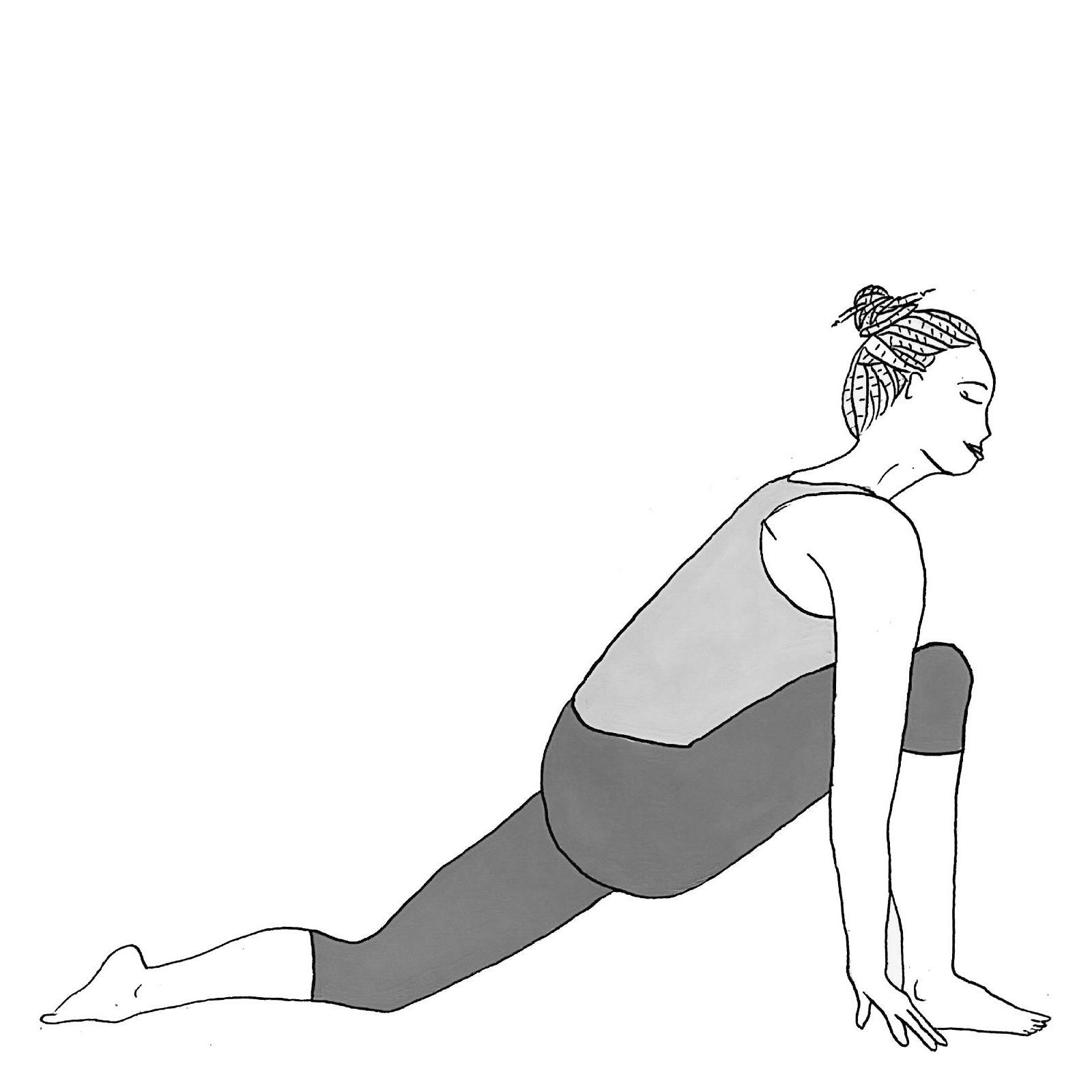 Low Lunge - Anjaneyasana