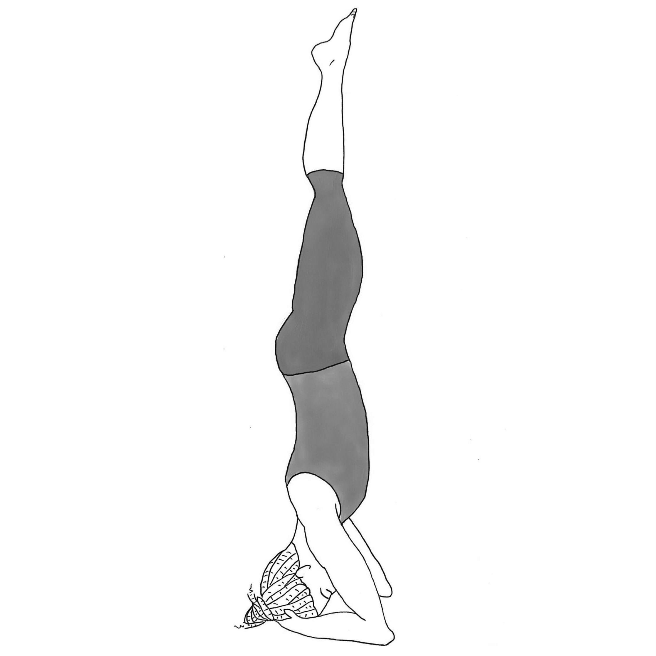 Headstand - Sirsasana