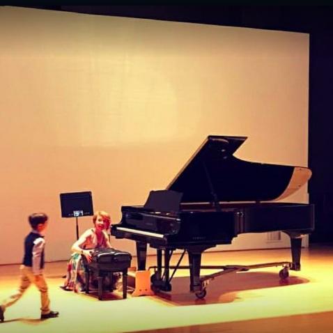 Studio Recital, 2018.