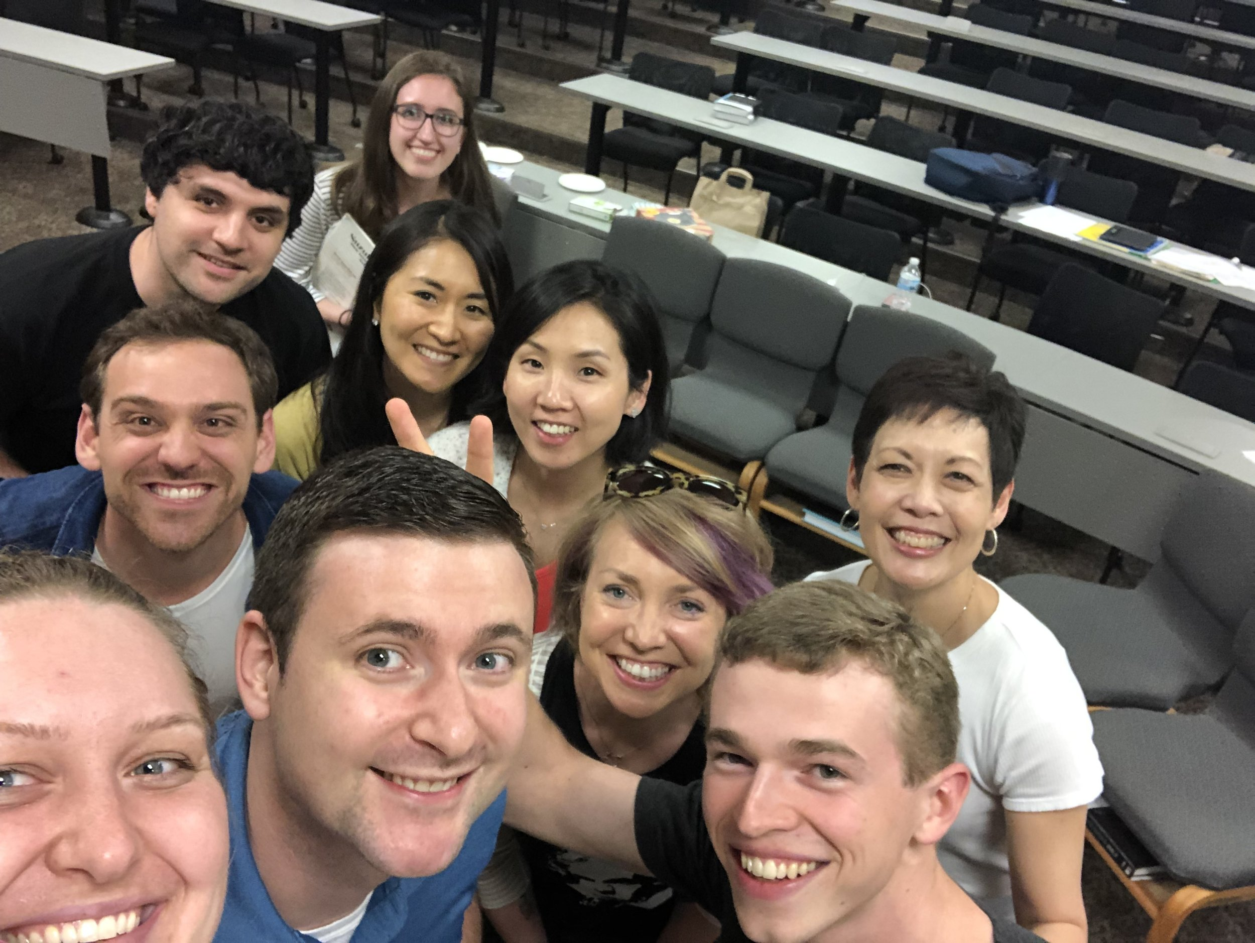 Suzuki Book 1 Internship Class with Annette Lee, 2019