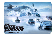 Fate Of The Furious / Tactics