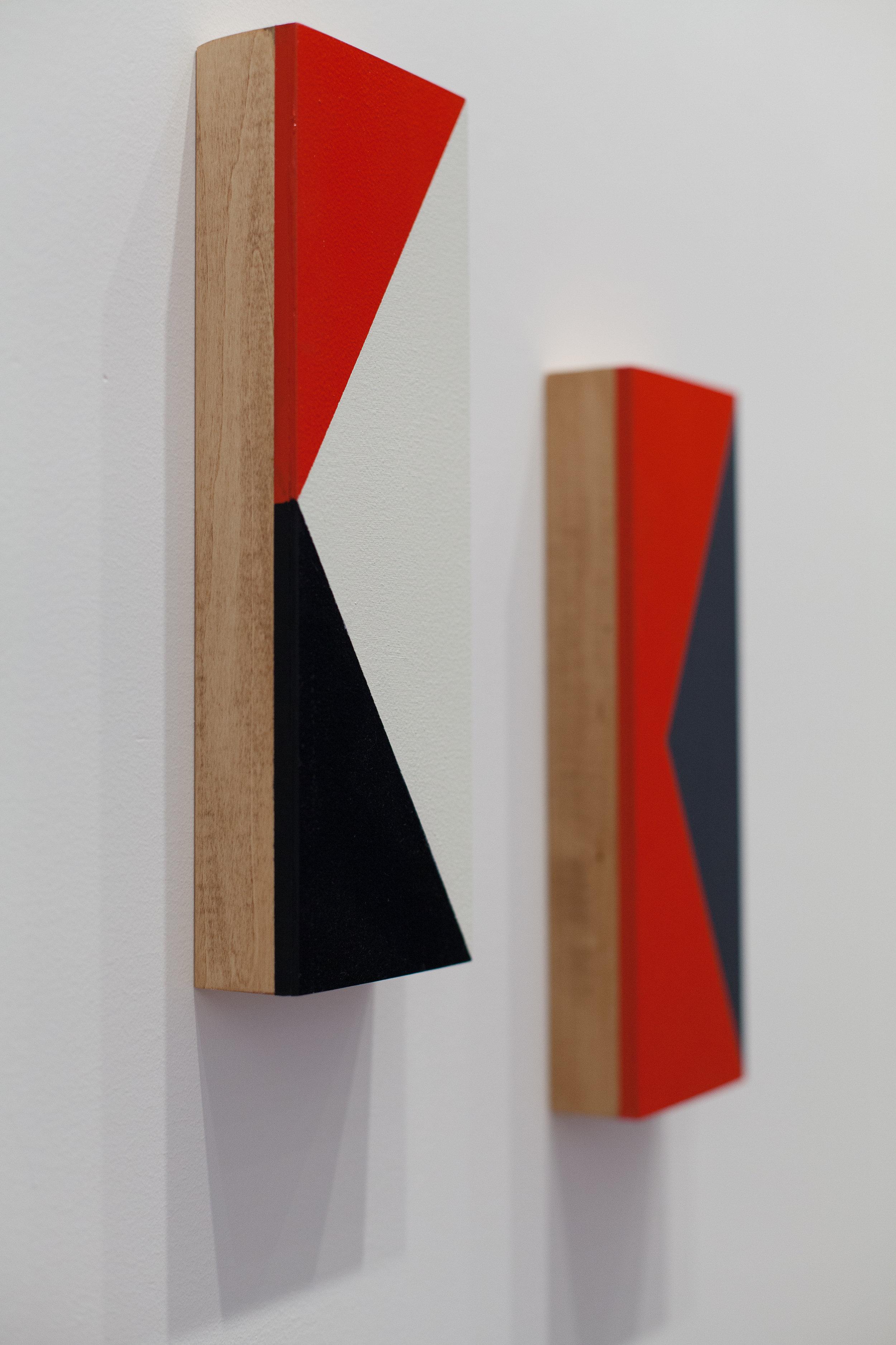 Two Geometrics, 2017