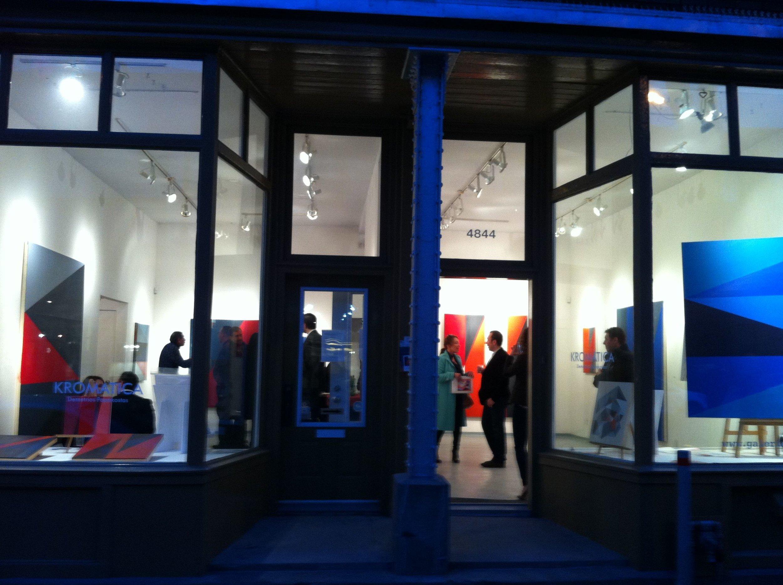 Kromatica Exhibition