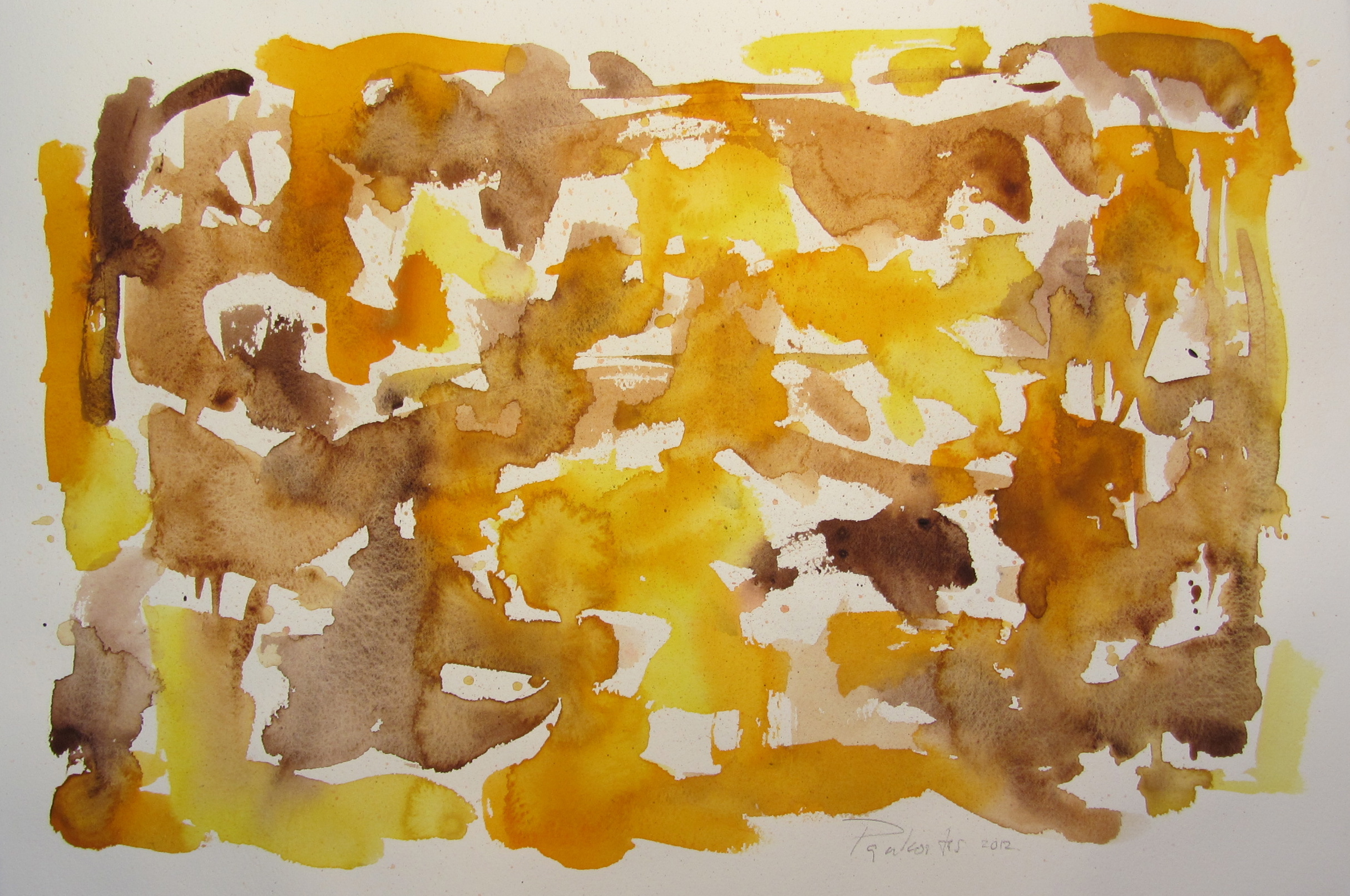 untitled 2012, watercolour on paper 38.10 x 55.88cm (15 x 22in.) -IMG_0023 .JPG