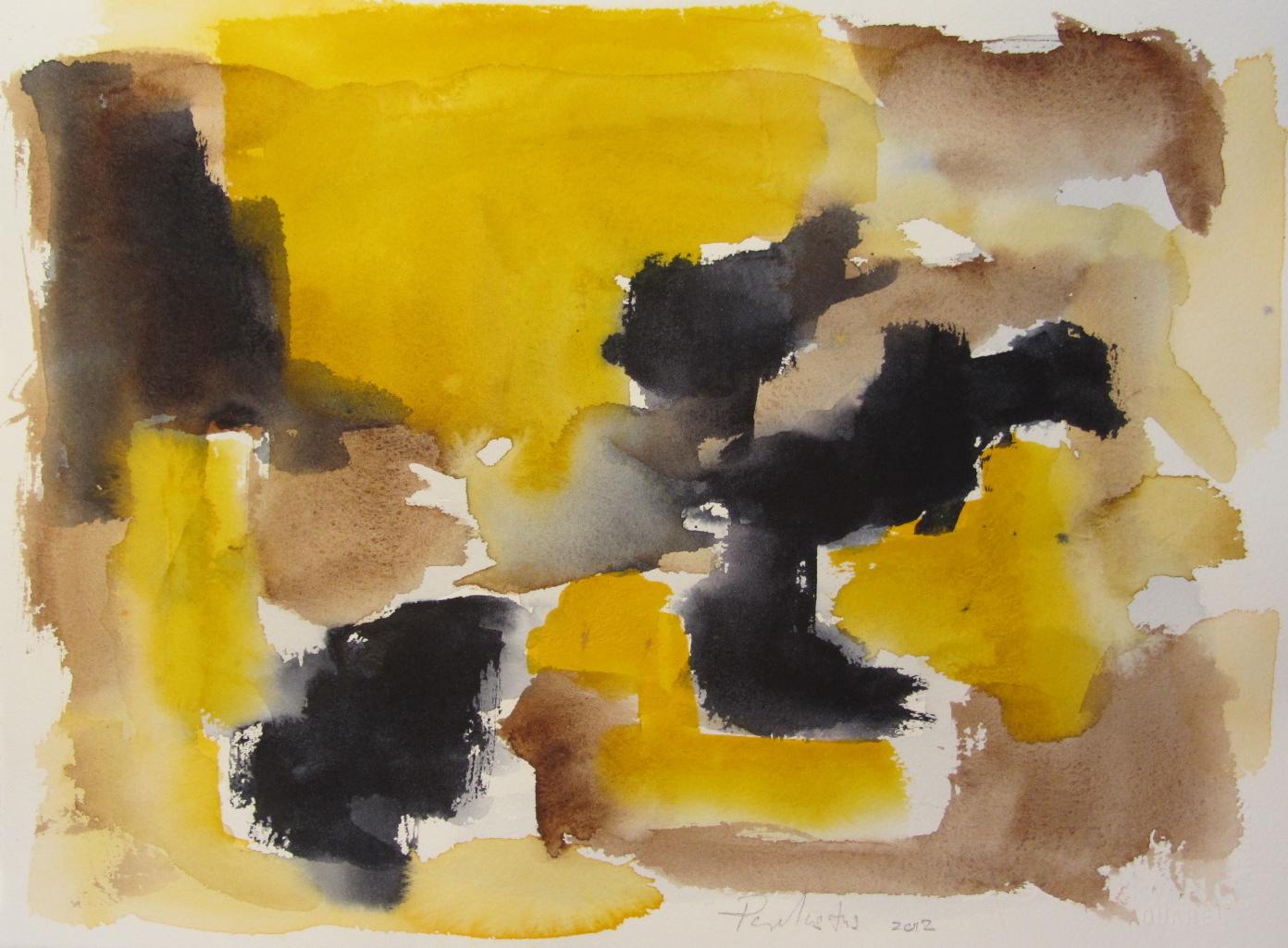 2012, watercolour on paper 27.94 x 38.10cm (11 x 15in.) IMG_0094.JPG