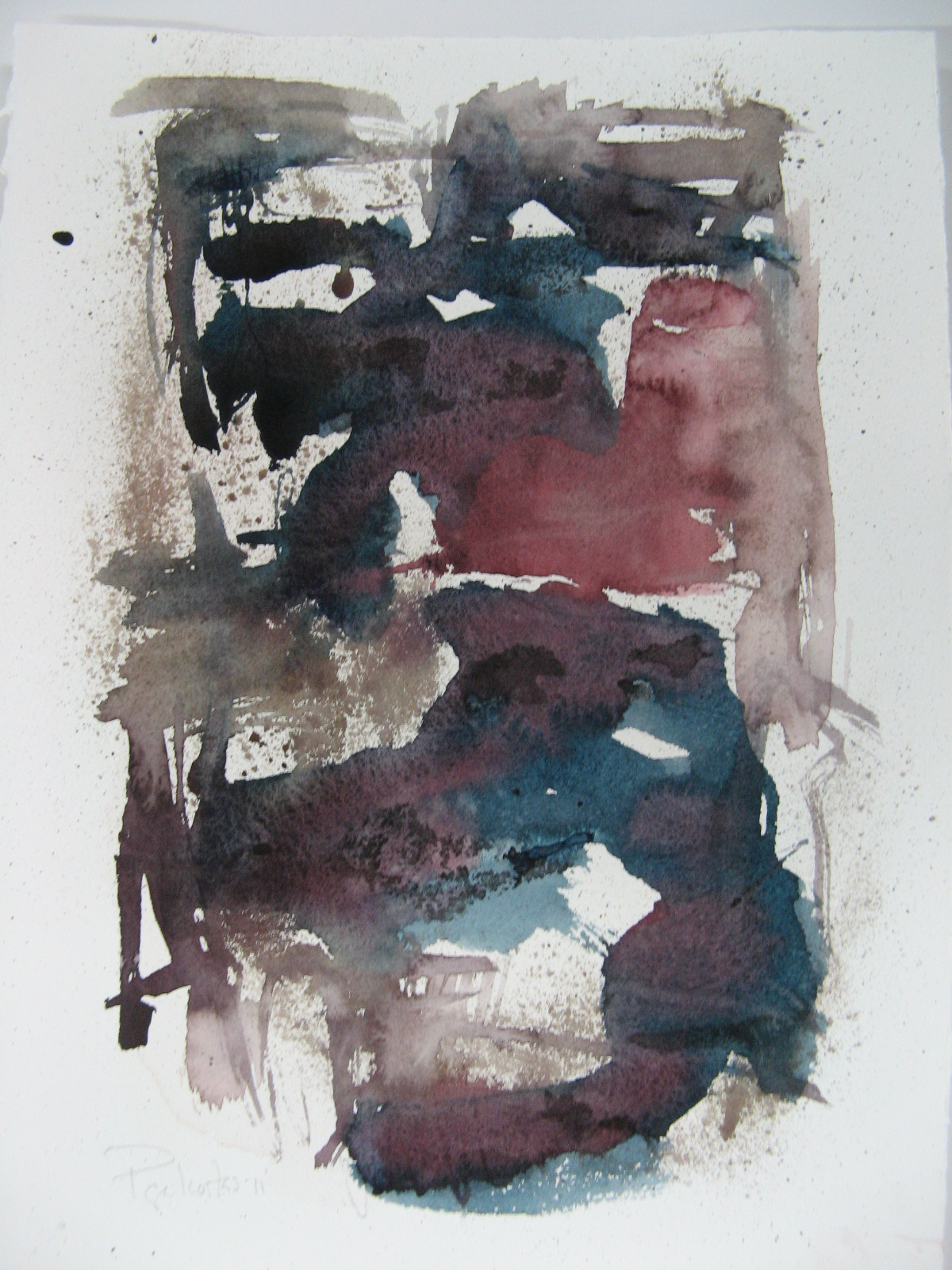 untitled 2011, watercolour on paper 38.10 x 27.94 cm (15 x 11in ) - IMG_1943.JPG