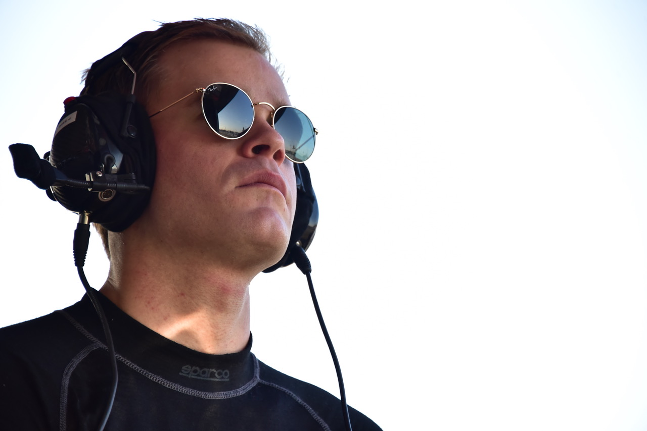 Nick Boulle    Endurance Driver of the No. 73 IMSA WeatherTech SportsCar Championship Porsche 911 GT3 R