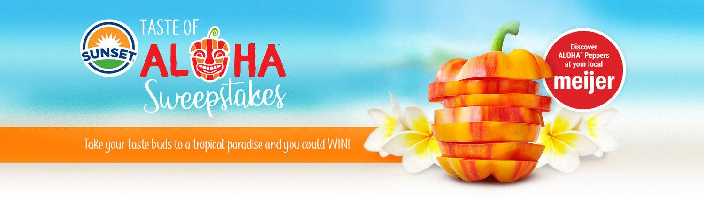 Taste of Aloha