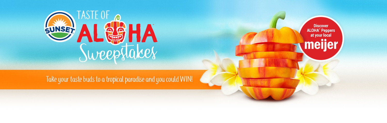 Official Rules — Taste of Aloha