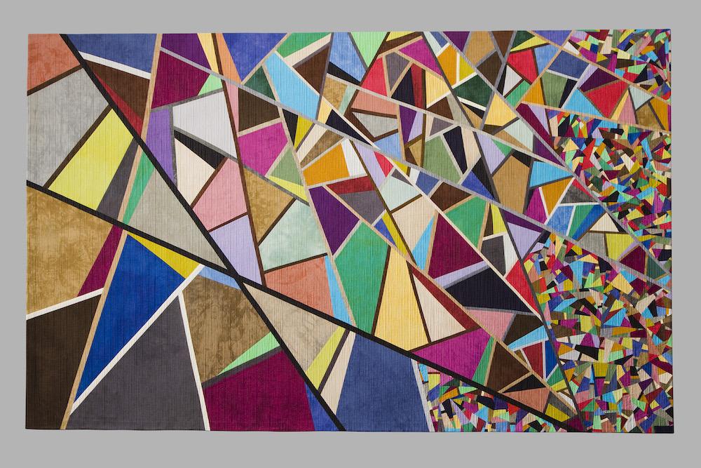 Sgabello #3: Shattered | © 2011 | 47 x 76