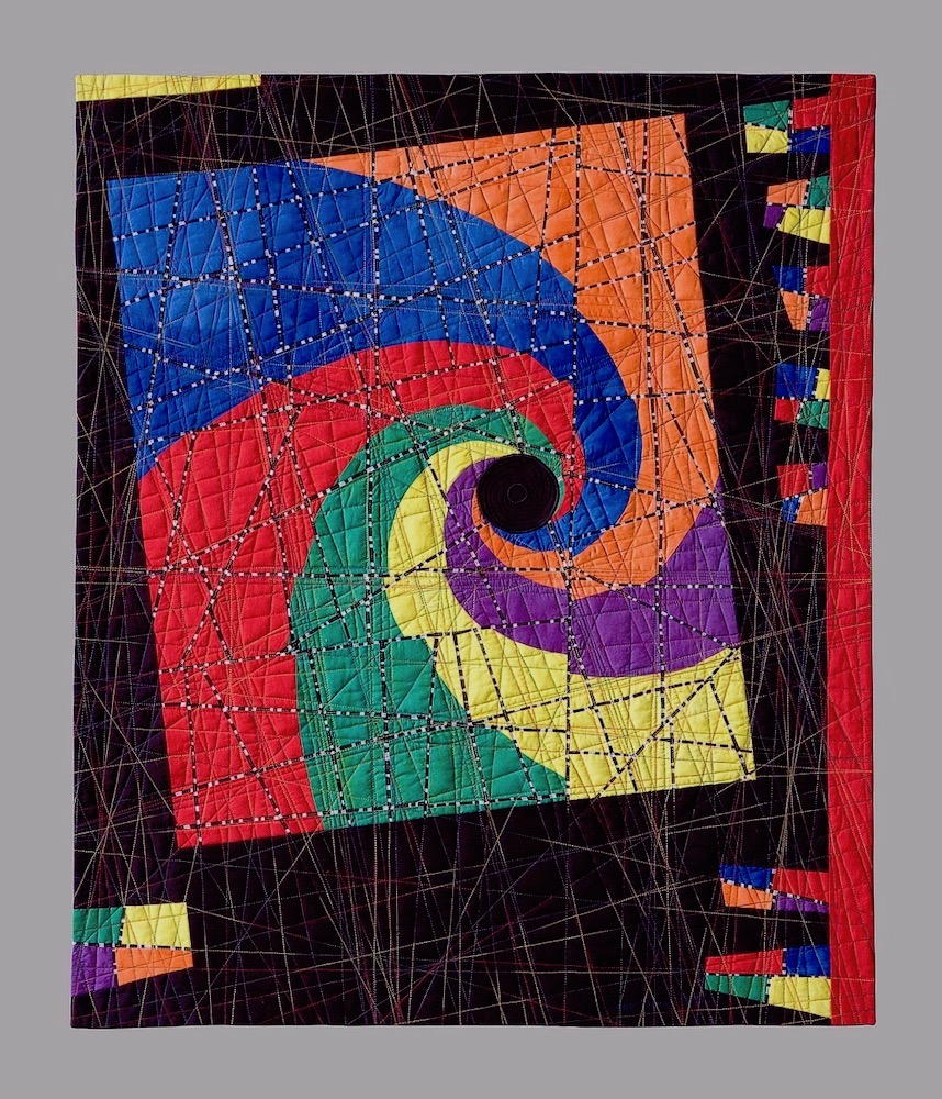 Fractures #4: Broken to Whole | © 2010 | 38 x 32