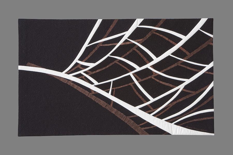 Figure/Ground Study #4 | © 013 | 20 x 33