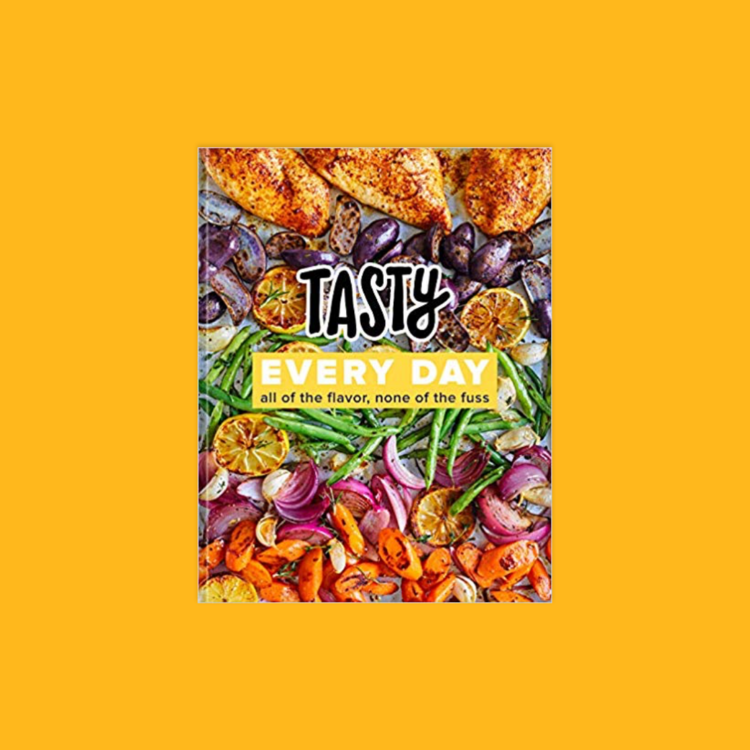 Tasty Every Day Available Now - Tasty Every Day is now available wherever you buy your books. Get our latest creation today.