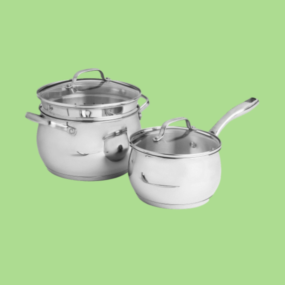 Stainless Steel Cookware -
