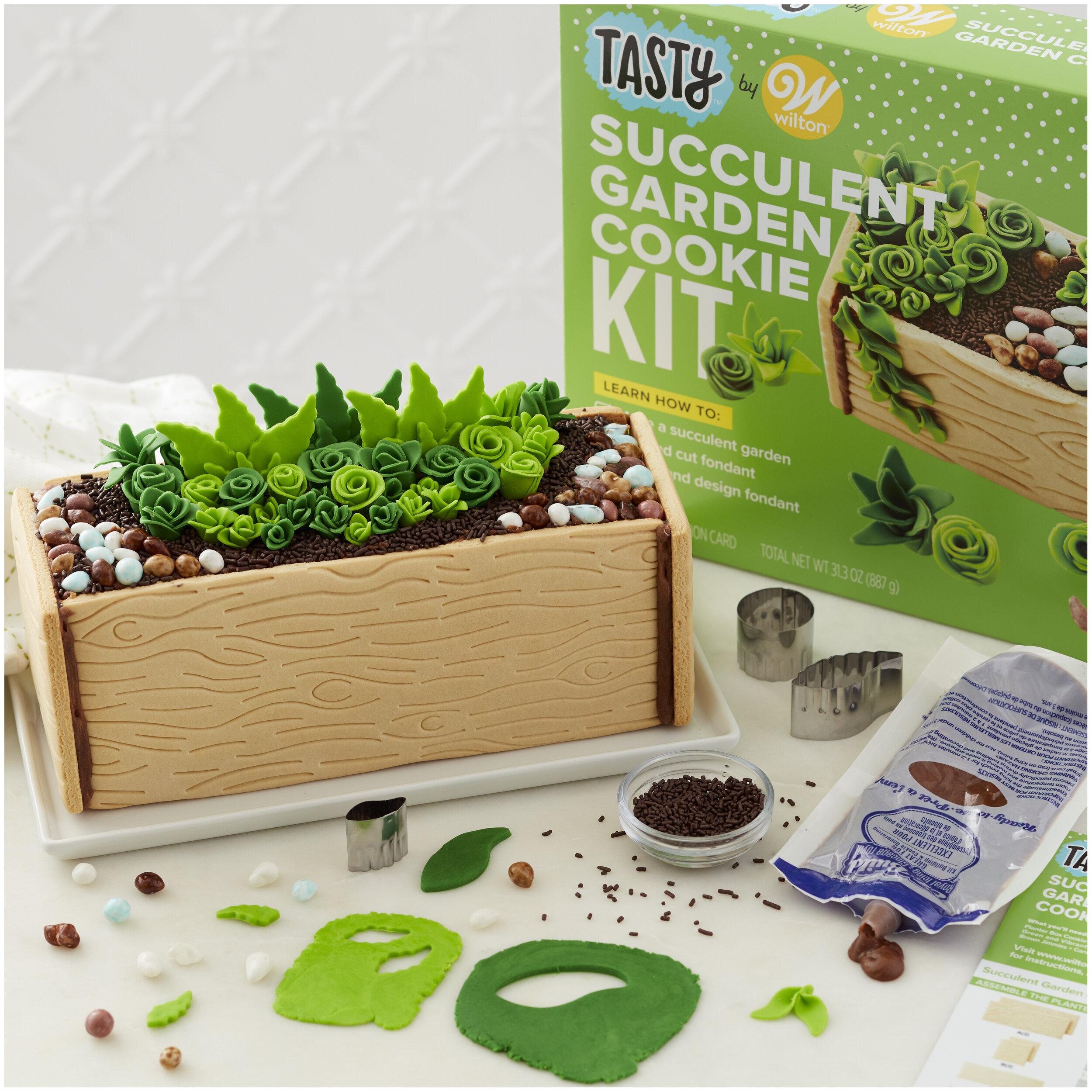 Succulent Cookie Kit - $14.98
