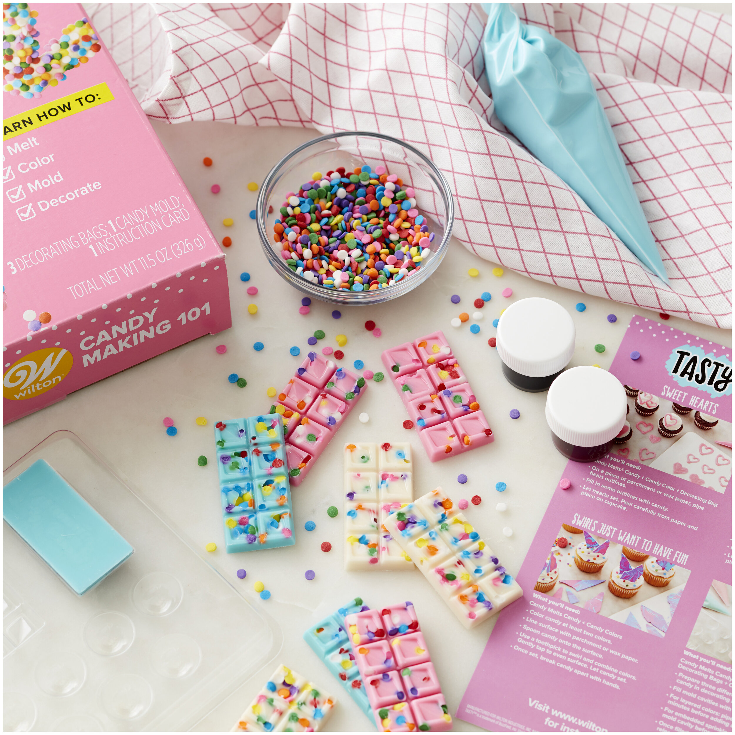 Candy Making 101 - $12.98