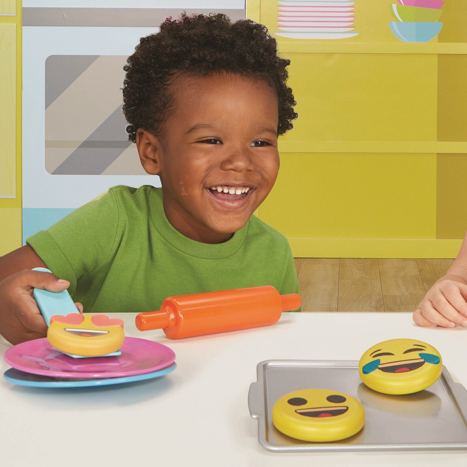 Bake 'n Share Emoji Cookie Set - $14.99