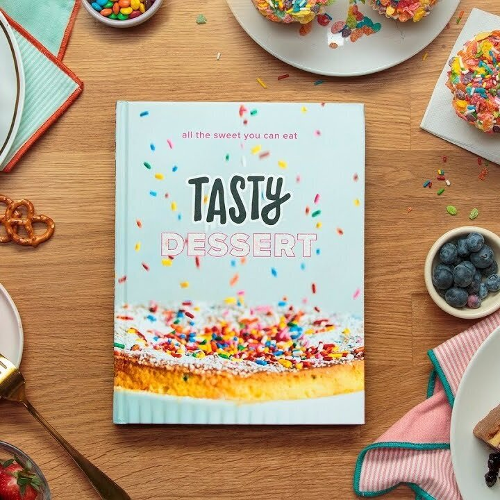 Tasty Dessert Cookbook - $11.95
