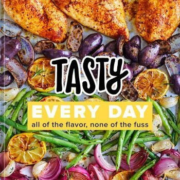TASTY EVERY DAY Cookbook - PRE-ORDER
