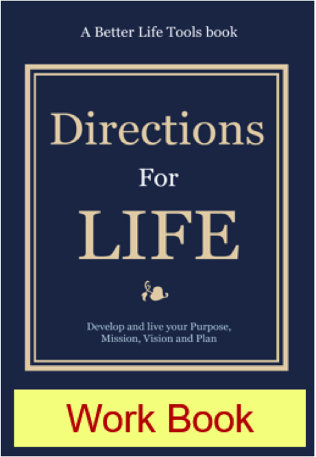 directions for life |workbook| - Coach Brian Williams