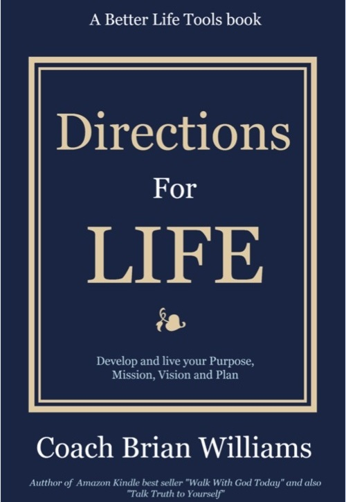 Directions for life |BOOK| - by: Coach Brian Williams$8.79 (regular price)