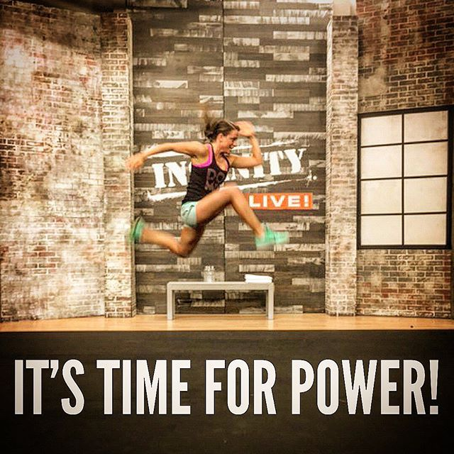 Guess who's back this week for some more INSANITY Live fun!! Join @katyjmeuer ! Join her this Friday morning for one of two 60 min workouts starting at 5:30am and 6:30am. Don't forget your first class is FREE!! Come check her out! #PKFit